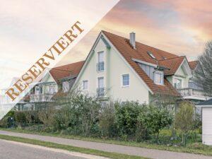 Schöne Maisonette-Wohnung in bevorzugter Ortsrandlage!