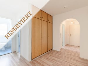 Freundlich & ansprechend – Ideal geschnittene Wohnung mit sonnigem Südbalkon